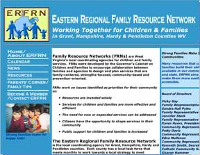 ERFRN home page